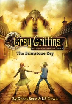 Brimstone Key Cover by jslewis