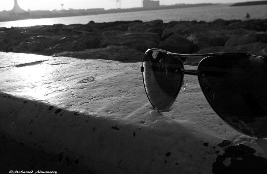 Sunglasses by MohamedAlmansory