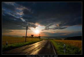 Somewhere in Thuringia by snoopersen