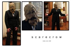 Batman: SCARECROW COSPLAY by Lascaux