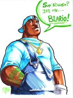 OTA:WW:Con: Blario by FooRay