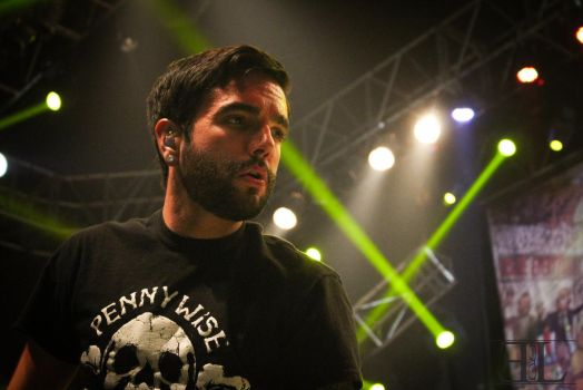 A Day To Remember - Jeremy McKinnon II by a-blister