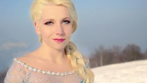 Snow Queen Elsa by FrancescaMisa