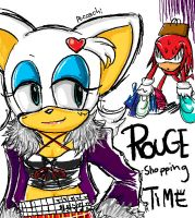 Rouge : Shopping by chobitsG