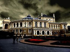 Opera. by UncleLeland