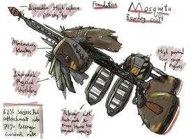 Foundation Mosquito by Idle-Thumbs
