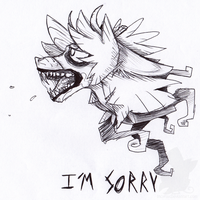 I'm Sorry by Incyray