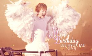 HPBD Hyukie by PunnieLoveU