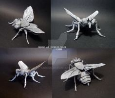 HOUSEFLY  v1. by YAGGOB