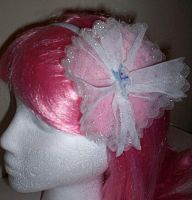 My Little Pony Tulle Headband by GothicDorothy