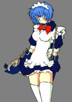 Ryomou Shimei by colorfulfunerals