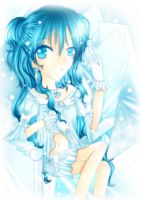 Iced princess by HotaruAyanami