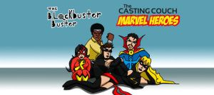 BBB - CastingCouch Marvel Heroes by EuJoyuen