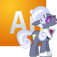 MLP: Adobe Illustrator Icon by taeliac