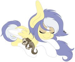 :AT: Sleepy Night Wishes by spottie-dots