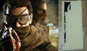 MGSV: The Phantom Pain Project - Update 004 by Snake-Fangirl