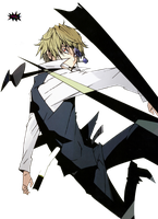 Heiwajima Shizuo Render by Lucarity