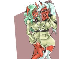 scanty+kneesocks 2.0 by bodysnatched