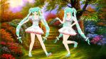 Pastel Miku TEMPORALLY download by YamiSweet