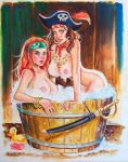 Dirty Pirate Girls by jFury