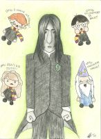 Snape by PeRfEcT186