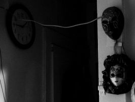 Masks And Time by xavier21fando