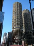 Frank Lloyd Wright - Chicago by BarbarriVeyron