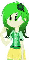 EQG Green Clover by Laser-Pancakes