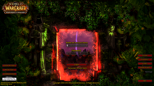 Warlords of Draenor Login Screen *Updated* by MartynTranter