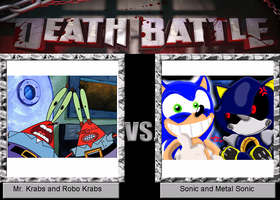 Death Battle by Sonicluvr5