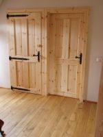 The new doors on their place by woodcarve