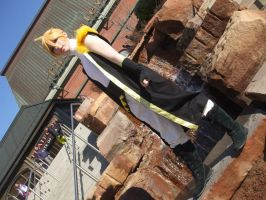Synchronicity Len Cosplay by Vocaloid01leaklady
