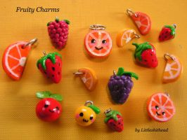 Fruity charms by littleshithead