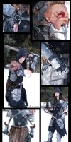 The slaughterer's set by ArtisansdAzure
