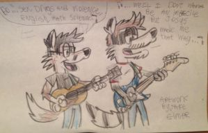 But Raccoon Bass players are better by WolfGang-Jake