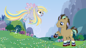Derpy and the Doctor: Rainbow Power by 3D4D