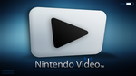 Wii U Mockup (User Interface - Nintendo Video) by CassioLeo