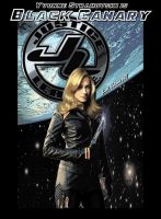 Yvonne Strahovski is Black Canary by GeekTruth64