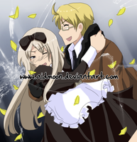 APH . Belarus x America . by aidmoon