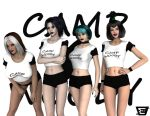 Camp Woody- Goths R' Us by ImfamousE