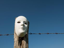 Mask 2 by Inilein