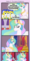 Past Sins: The Castle Of Nightmare P1 by SaturnStar14