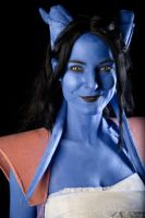 BlizzCon: Draenei Close-up by JessicaDru