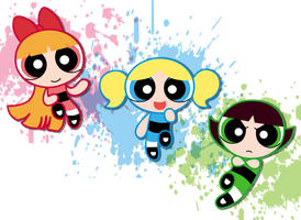 PPG Splat by Gilzean