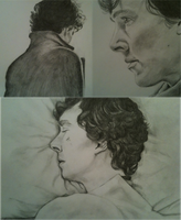 Sherlock sketches by beth193