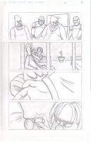 ClownTown Page 11 Pencils by ShotgunZen