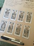 WiP Lady of March  - Thumbnail Sketches by AngelaSasser