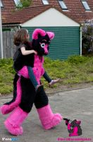 Cougar Ride by FurryFursuitMaker