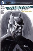 Batman Cover 6-27-2013 by myconius