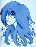 Blue by pink-anthony